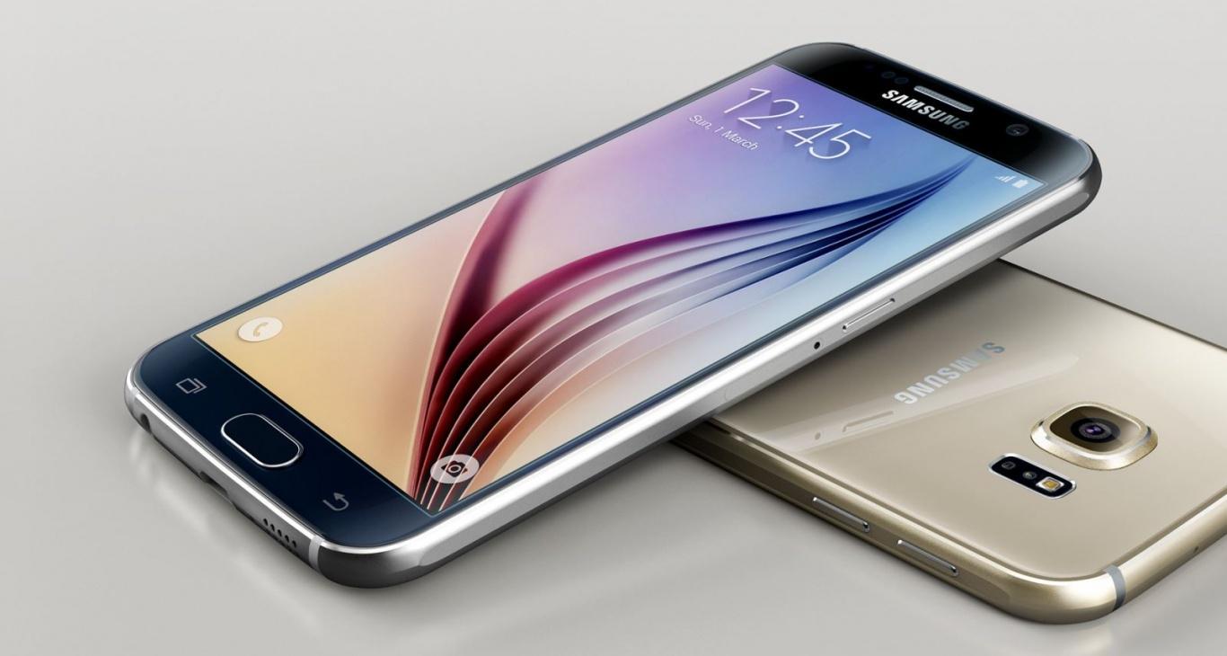 Samsung Galaxy S6 sở hữu viền kim loại sang trọng quý phái