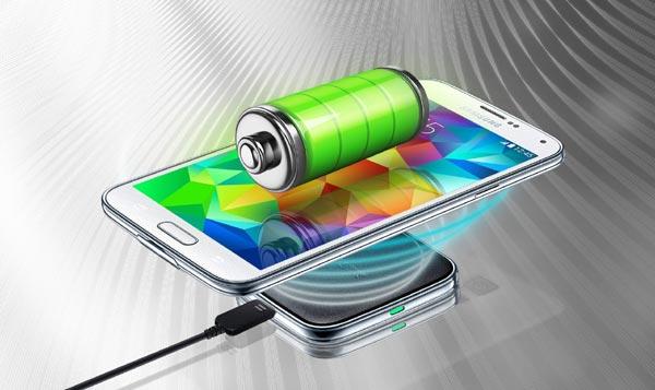 Công nghệ sạc pin nhanh được tích hợp trên Samsung Galaxy S6